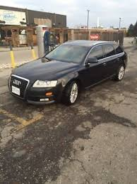 audi a6 kijiji 2009 2009 audi a6 buy or sell used and salvaged cars