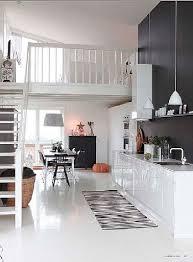 credence cuisine blanc laqué cuisine blanche 20 idées déco pour s inspirer deco cool