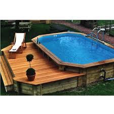 rivestimento in legno per piscine fuori terra tavoli mediaworld piscine fuori terra offerte speciali