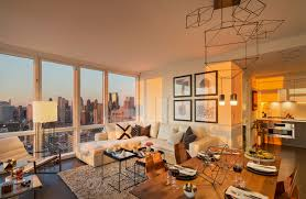 luxury apartments new york city moinian building sky