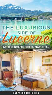 grand hotel national lucerne review luxury in the heart of