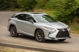 lexus rx hybrid suv 2017 lexus rx 450h f sport 4dr suv awd 3 5l 6cyl gas electric