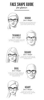 best hair for wide nose face shape guide for glasses which glasses shape best suits your