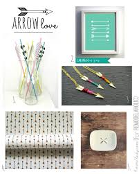 remodelaholic diy wood stick arrow ornaments