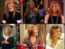 rachel green hairstyles rachel green from f r i e n d s whats your pick be beautyful