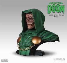 Dr Doom Mask Cotd Logo 2016