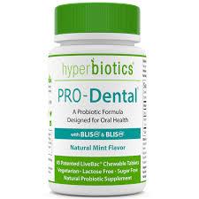 amazon com dental probiotic 60 day supply oral probiotics for
