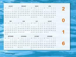 2016 calendar templates microsoft and open office ot year impress