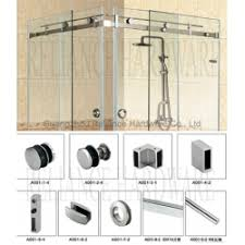 collection glass shower enclosure hardware photos homes