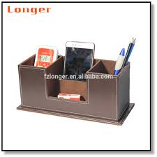 high quality exquisite colorful stitched cool desk organizers