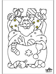 claus coloring 2 coloring pages christmas