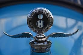 1922 hupmobile boyce motometer ornament photograph by mike martin