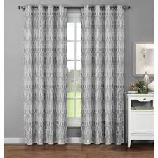 Cotton Gauze Curtains Lichtenberg Sheer No 918 Millennial Henderson Gray Cotton Gauze