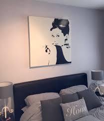 audrey hepburn large canvas print picture for wall hanging ikea audrey hepburn large canvas print picture for wall hanging ikea black white