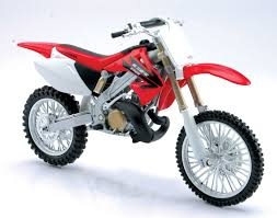 motocross movie cast die cast red honda cr250r dirt bike 1 32 scale dirt biking and