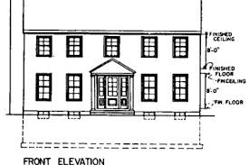 colonial floor plans 8 two story colonial floor plans two story farmhouse 2 story