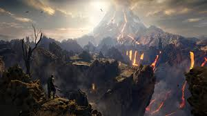 Map Of Mordor Middle Earth Shadow Of War Hands On Preview A Much Different Beast