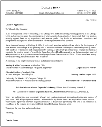 word letter of application template