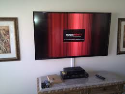 home theater wire concealment stem tv installation pictures nextdaytechs on site technical