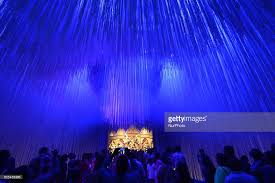 Decoration Of Durga Puja Pandal Durga Puja Festival In India Pictures Getty Images