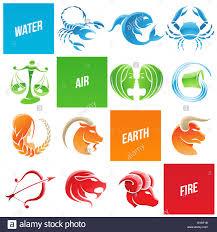 vector illustration of colorful scorpio astrological zodiac star
