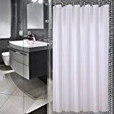 Regular Curtains As Shower Curtains Amazon Com 47x64 Rv Shower Liner Shorter And Narrower Than