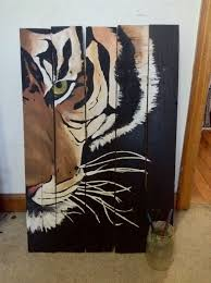 25 unique tiger painting ideas on pinterest acrylic painting