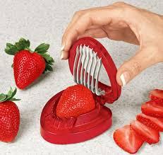 strawberry slicer for the home pinterest gadget kitchen
