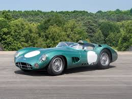 aston martin classic convertible 1956 aston martin dbr1 could fetch 20 000 000 at pebble beach