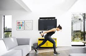 tips for home workouts popsugar fitness