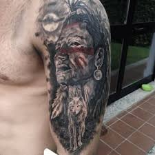 indian wolf eagle tattoos search tattoos