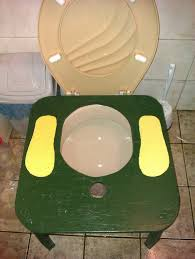 fancy wooden toilet stool 5 steps with pictures