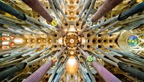 parts of a cathedral floor plan sagrada família wikipedia