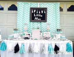 unique boy baby shower themes baby boy baby shower ideas photo simple ba shower themes image