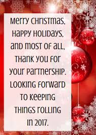 Christmas Cards For Business Clients Business Thank You Messages Examples For Christmas Christmas