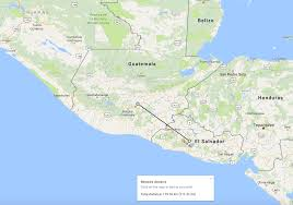 Map Of Central America With Capitals by Which Pairs Of Capital Cities Are The Closest Together Citymetric