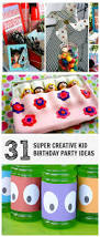 31 kid birthday party themes c r a f t