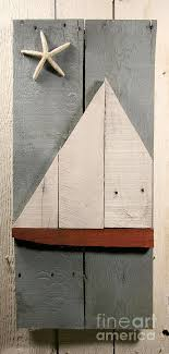 nautical wood 01 sculpture by turek