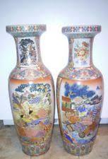 Large Chinese Vases Porcelain U0026 Pottery Post 1940 Antique Chinese Vases Ebay