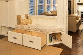 Modern Bench Seat With Drawers Transitional Kitchen Austin