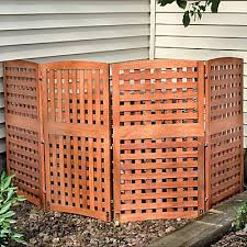 Backyard Privacy Screens by 23 Best Home Decor Privacy Screen Images On Pinterest Privacy