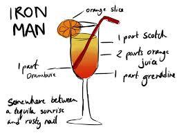 i mma get themed cocktails geekologie