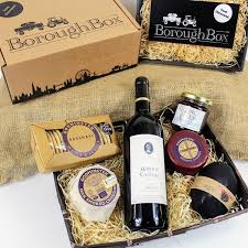 cheese gift box wine cheese box food gifts luxury gifts boroughbox