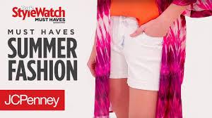 10 Must Summer Essentials How by 10 Summer Fashion Must Haves Wardrobe Essentials Jcpenney