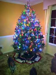 small tree with led lights and light design artificial