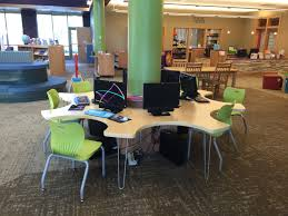 Kid Station Computer Desk by Library Computer Desk Deskideas
