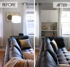 Wall Unit How To Hide A Wall Unit Ac System Popsugar Home