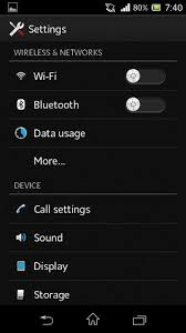 top 5 android bluetooth manager about bluetooth on android device - Bluetooth Settings Android