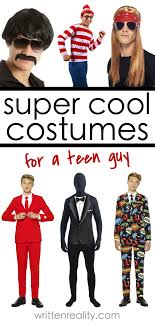 costume ideas costume ideas for boys written reality