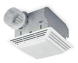 Broan Bathroom Fan With Light Bath U0026 Shower Broan Bathroom Fans Home Depot Nutone Replacement